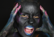 Paint It Black Body Paint Photoshoot FT