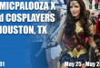 Comicpalooza X and Cosplayers - Reel 001 FT