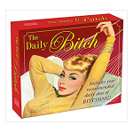 Daily Bitch 2019 Boxed Daily Calendar