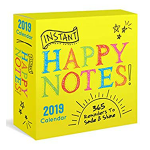 Instant Happy Notes Boxed Calendar