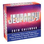 Jeopardy 2019 Day-to-Day Calendar