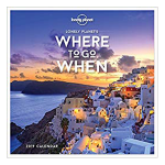 Where to Go - Travel by Lonely Planet Daily Desk Calendar