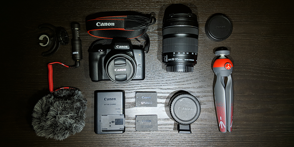 Why You Should Buy The Canon M50 TW